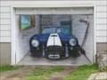 Image for Race Car Reflection - Elmira, Ontario, Canada