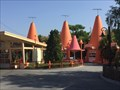 Image for Disney Cone-cession Buildings - Anaheim, California