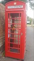 Image for Red Telephone Box - Main Street - Heather, Leicestershire