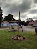 Image for Churchyard Cross at Mission Baptist Church - Washburn, MO