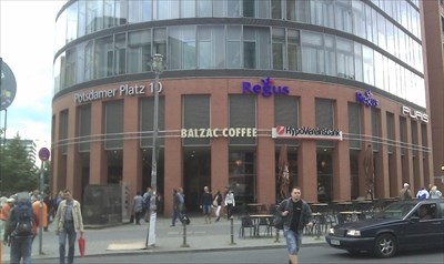 Balzac Coffee Potsdamer Platz Berlin De Coffee Shops Regional