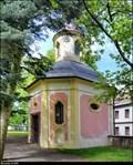 Image for Hrbitovní kaple u kostela Panny Marie Ochranitelky / Cemetery Chapel at the Church of Virgin Mary the Protector - Klášterec nad Ohrí (North-West Bohemia)
