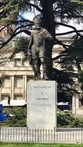 Image for King Felipe II-Valladolid-Spain