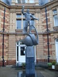 Image for Yuri Gagarin, Gagarin Terrace, South Building, Royal Observatory, Greenwich, London.