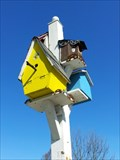 Image for A cluster of birdhouses — Vancouver, BC