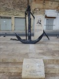 Image for Santa Marija Convoy Memorial Anchor - Valletta, Malta