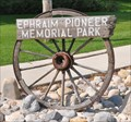 Image for Ephraim Pioneer Memorial Park Sign