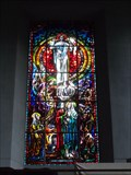 Image for The Chapel of Mary Stained Glass Window - Portland, OR