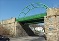 Image for Spen Valley Greenway Pipe Bridge - Scout Hill, UK