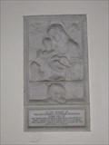 Image for Bentinck Memorial Relief - St Mary's Church, Brownsea Island, Poole, Dorset, UK