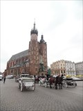 Image for Horses in Krakow Town Square - Krakow, Poland