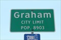 Image for Graham, TX - Population 8903