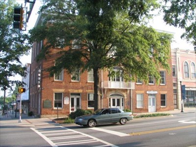 Benevolent Lodge No  3, F  & A  M  - Milledgeville, GA - Masonic
