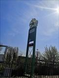 Image for Novenco Time & Temp sign - Bergschenhoek - The Netherlands