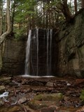 Image for Hector Falls - Allegheny National Forest - near Sheffield PA