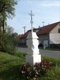 Image for kríž, Trhový Štepánov, Czech republic