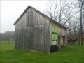 Image for Backus-Page House Barn - Wallacetown, Ontario