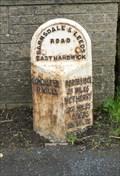 Image for Milestone - Doncaster Road, East Hardwick, Yorkshire, UK.