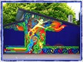Image for Manunui School Mural, Manunui. North Is. New Zealand.