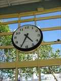 Image for King St Caltrain Station Clock - San Francisco, CA