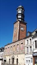 Image for Belfries of Belgium and France - Beffroi de l'ancienne maison communale de Doullens, France, ID=943-052