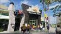 Image for Wolfgang Puck Café - Satellite Oddity - Disney Springs, Florida, USA.