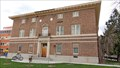 Image for University Library 1922-1974 Side Doorway - U of M - Missoula, MT