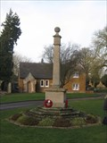 Image for Stoke Albany War Memorial - Leicestershire