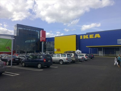 Ikea kuopio finland ikea on for Ikea hours of operation