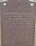Image for Oklahoma Federal Aid Program - Bridgeport, Oklahoma