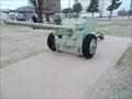 Image for Artillery Display - Memorial Park - Hennessey, OK