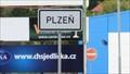 Image for Plzen town & 2613 Plzen Asteroid - Plzen, Czech Republic