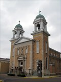 Image for St. Francis DeSales Roman Catholic Church Bell Towers - Paducah, Kentucky