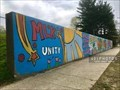 Image for Martin Luther King, Jr. Elementary School mural - Providence, Rhode Island
