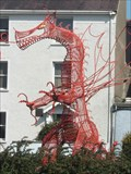 Image for The Carmarthen Dragon - Carmarthenshire - Wales.