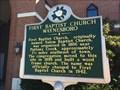 Image for First Baptist Church -  Waynesboro, MS