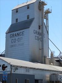 Grange Co Op Central Point Or Grain Elevators On Waymarking Com