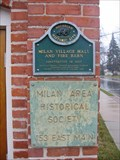 Image for Milan Village Hall & Fire Barn