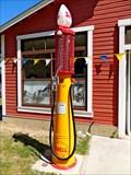 Image for Gilbert & Barker Gas Pump - Salmon Arm, BC