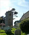 Image for Detatched round bell tower - St Andrew - Bramfield, Suffolk