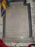 Image for WW1 War Memorial - St.James, Church Street, Brassington, Derbyshire. DE4 4HJ