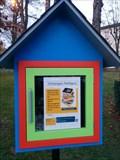 Image for La boîte à livre, Parc de la mairie - Melun, France