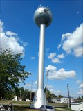 Image for Water Tower Fowler Michigan
