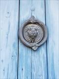 Image for Lion Door handle, Tucson, AZ, USA
