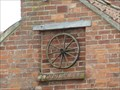 Image for Decorative wheel - West End - Long Clawson, Leicestershire