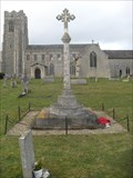 Image for Combined War Memorial, Earl Stonham Curch Yard, off the A1120, Suffolk. IP14 5EE.