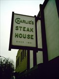 Image for Charlie's Steak House
