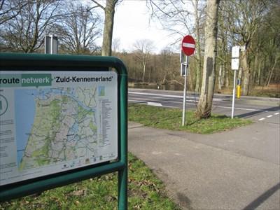 21 - Overveen - NL - Fietsroutenetwerk Zuid-Kennemerland