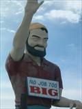 Image for Muffler Man - Bunyan/Lumberjack - Foristell, Missouri