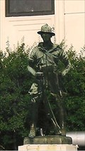 Image for WWI Doughboy - Vienna, MO